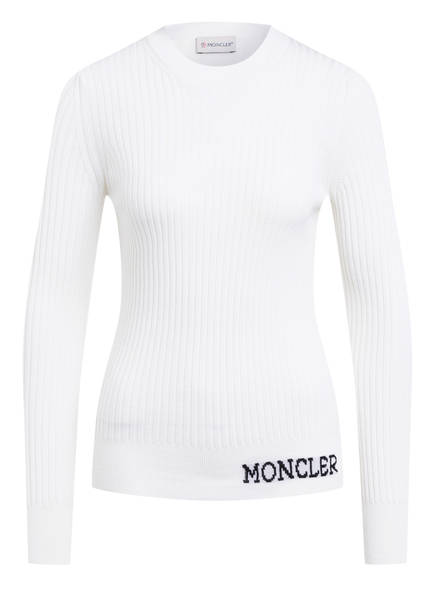 MONCLER Pullover , Farbe: WEISS (Bild 1)