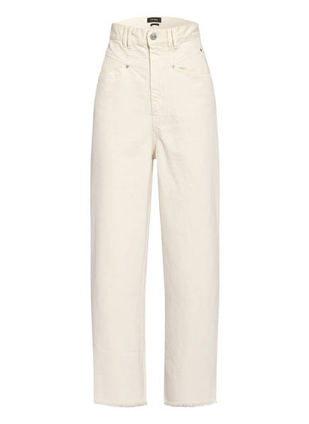 ISABEL MARANT 7/8-Jeans NALISKA, Farbe: ECRU (Bild 1)