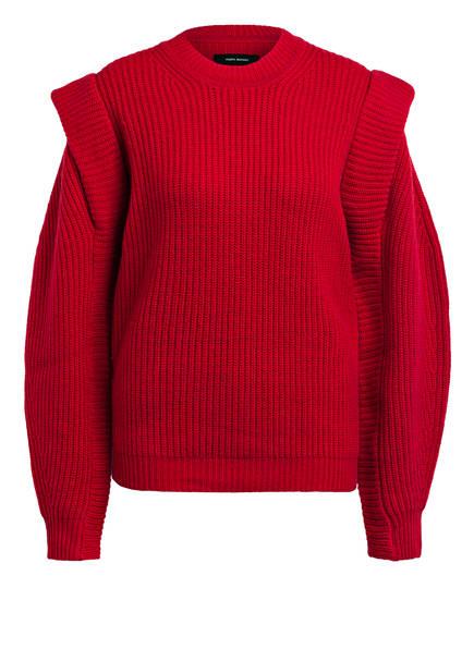 ISABEL MARANT Pullover mit Cashmere, Farbe: ROT (Bild 1)
