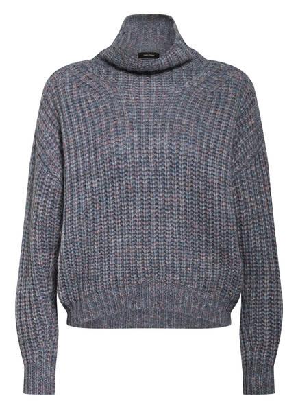 ISABEL MARANT Pullover IRIS mit Alpaka , Farbe: BLAU/ PINK MELIERT (Bild 1)
