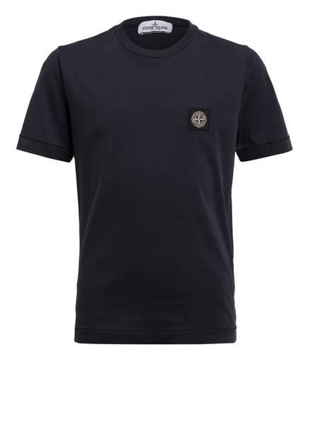 STONE ISLAND JUNIOR T-Shirt, Farbe: DUNKELBLAU (Bild 1)
