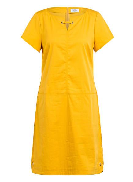 ROBE LÉGÈRE Kleid, Farbe: DUNKELGELB (Bild 1)