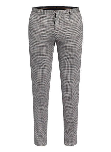 PAUL Anzughose Extra Slim Fit , Farbe: WEISS/ DUNKELBLAU/ HELLBRAUN (Bild 1)