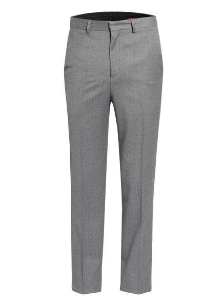 HUGO Anzughose GERMAN Slim Fit, Farbe: 032 MEDIUM GREY (Bild 1)
