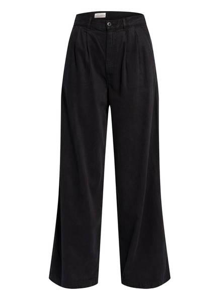 Levi's® Jeans-Culotte PLEATED WIDE , Farbe: 01 NEUTRALS DARK GREY (Bild 1)