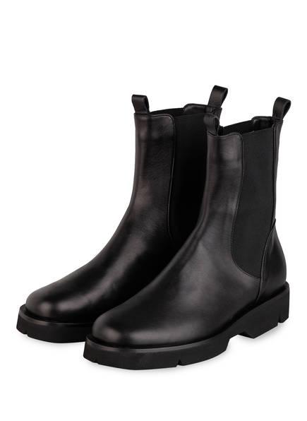 POMME D'OR Plateau-Boots, Farbe: SCHWARZ (Bild 1)