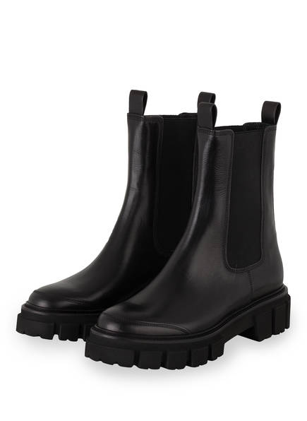 KENNEL & SCHMENGER Plateau-Boots VIDA, Farbe: SCHWARZ (Bild 1)