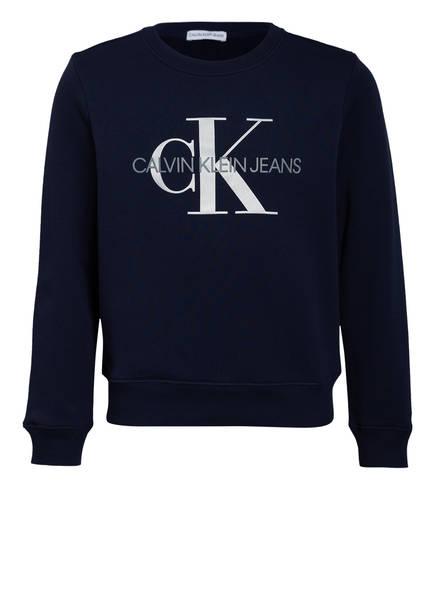 Calvin Klein Sweatshirt, Farbe: DUNKELBLAU (Bild 1)
