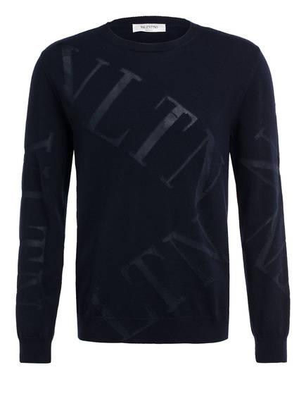 VALENTINO Pullover, Farbe: DUNKELBLAU (Bild 1)