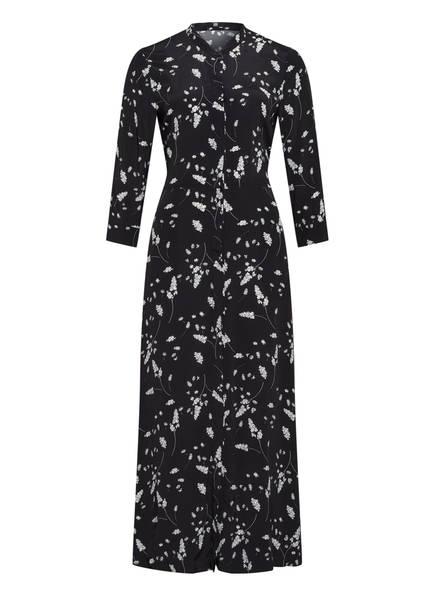 RIANI Kleid mit 3/4-Arm , Farbe: SCHWARZ/ WEISS (Bild 1)