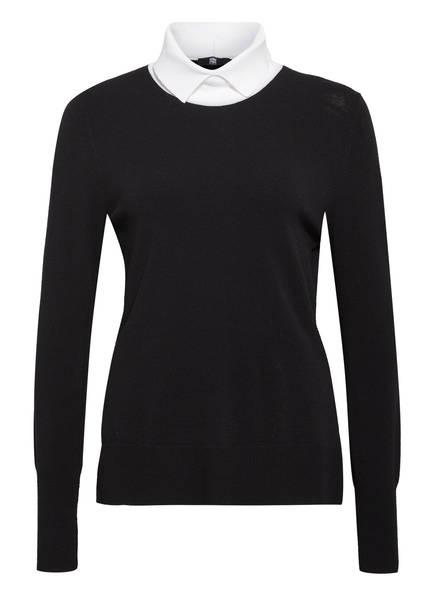 RIANI Pullover, Farbe: SCHWARZ/ WEISS (Bild 1)