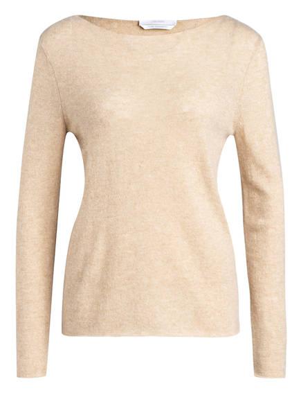 BOSS Cashmere-Pullover FABANDA, Farbe: BEIGE (Bild 1)