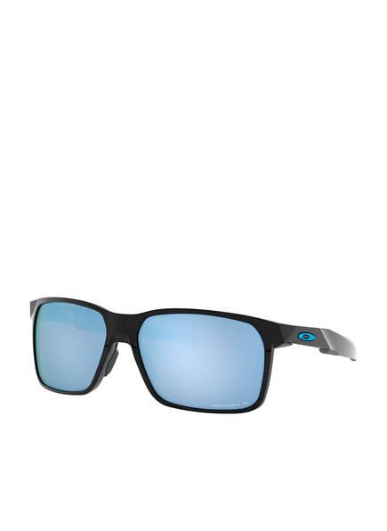 OAKLEY Sonnenbrille OO9460, Farbe: 946004 - SCHWARZ/ BLAU POLARISIERD (Bild 1)