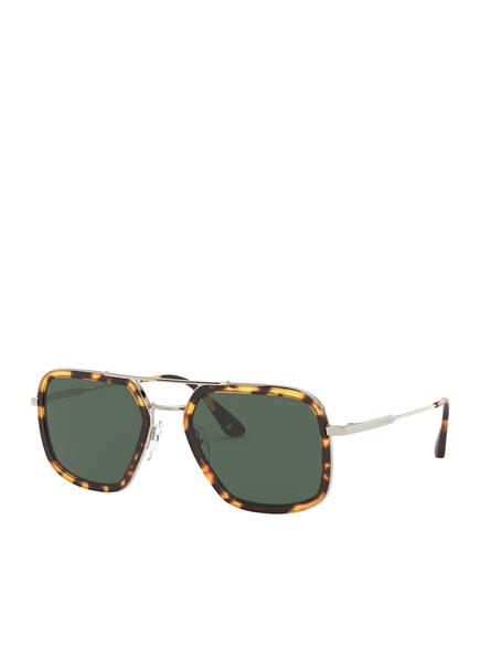 PRADA Sonnenbrille PR 57XS, Farbe: 02A728 - HAVANA/ GRÜN (Bild 1)