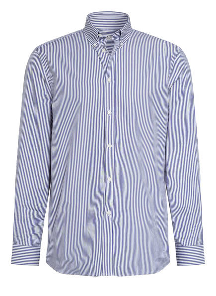 GIVENCHY Hemd Casual Fit, Farbe: BLAU/ WEISS (Bild 1)