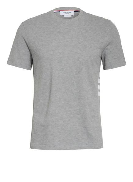 THOM BROWNE. Piqué-Shirt, Farbe: GRAU (Bild 1)