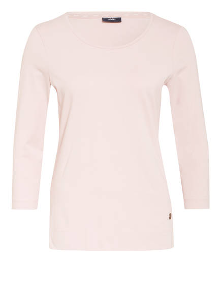 JOOP! Shirt TAIIA mit 3/4-Arm, Farbe: ROSÉ (Bild 1)