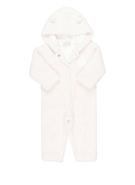 MONCLER enfant Teddyfell-Anzug, Farbe: WEISS (Bild 1)