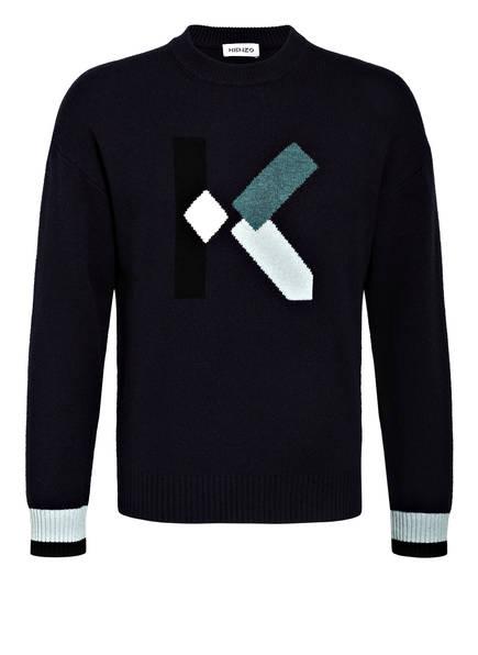 KENZO Pullover, Farbe: DUNKELBLAU (Bild 1)