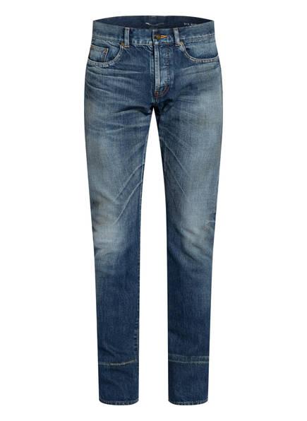 SAINT LAURENT Jeans Slim Fit, Farbe: 4983 DIRTY WINTER BLUE (Bild 1)