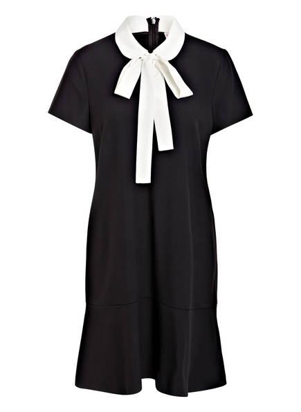 RED VALENTINO Kleid, Farbe: SCHWARZ/ ECRU (Bild 1)