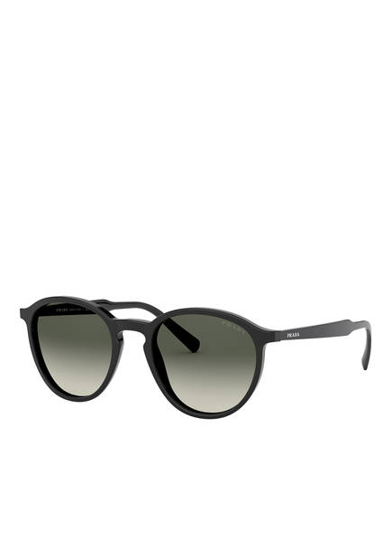 PRADA Sonnenbrille PR 05XS, Farbe: 1AB2D0 - SCHWARZ/ GRAU VERLAUF (Bild 1)