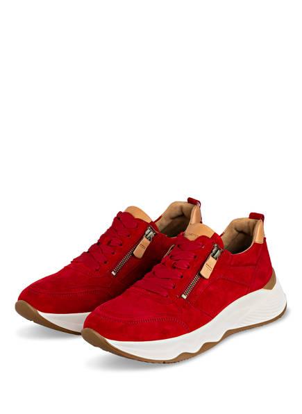 Gabor Plateau-Sneaker, Farbe: ROT (Bild 1)