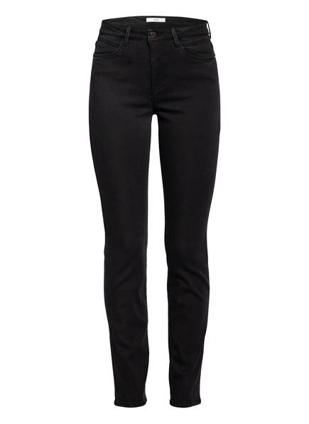 BRAX Skinny Jeans SHAKIRA, Farbe: 02 CLEAN BLACK (Bild 1)