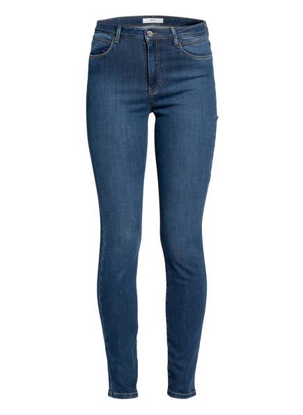 BRAX Skinny Jeans SHAKIRA, Farbe: 25 SLIGHTLY USED REGULAR BLUE (Bild 1)