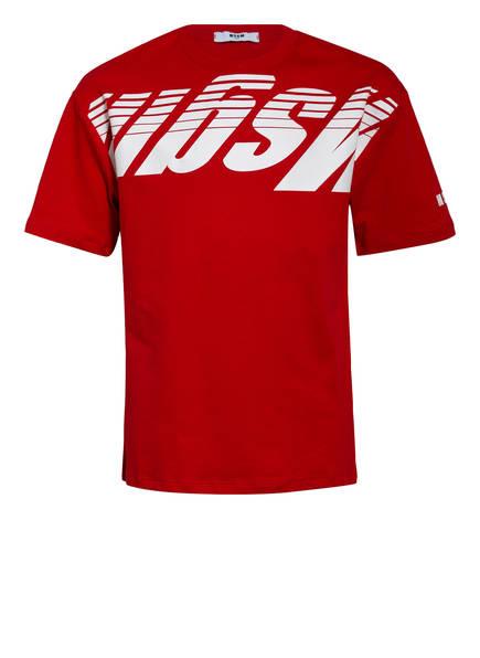 MSGM KIDS T-Shirt, Farbe: ROT (Bild 1)