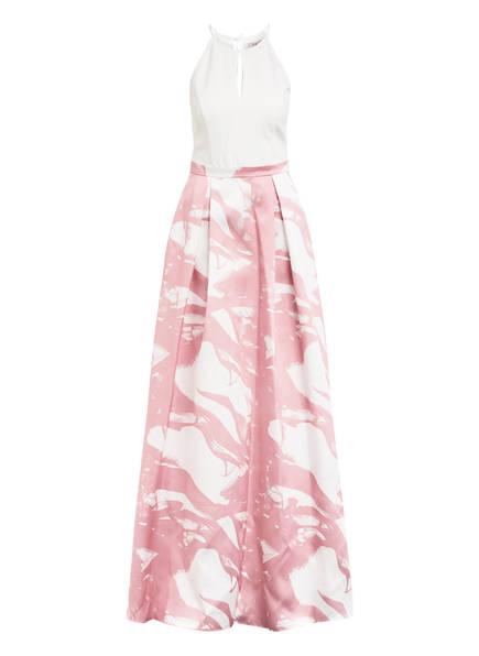 VM VERA MONT Abendkleid, Farbe: WEISS/ ROSÉ (Bild 1)