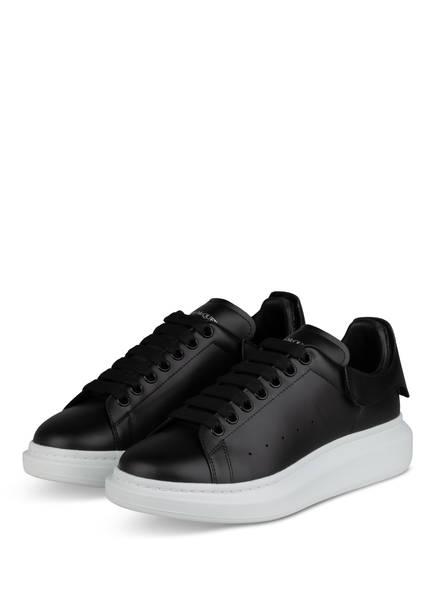 ALEXANDER McQUEEN Sneaker, Farbe: SCHWARZ (Bild 1)
