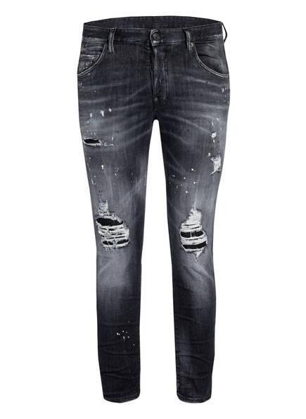 DSQUARED2 Jeans SKATER JEAN Extra Slim Fit, Farbe: 900 BLACK (Bild 1)