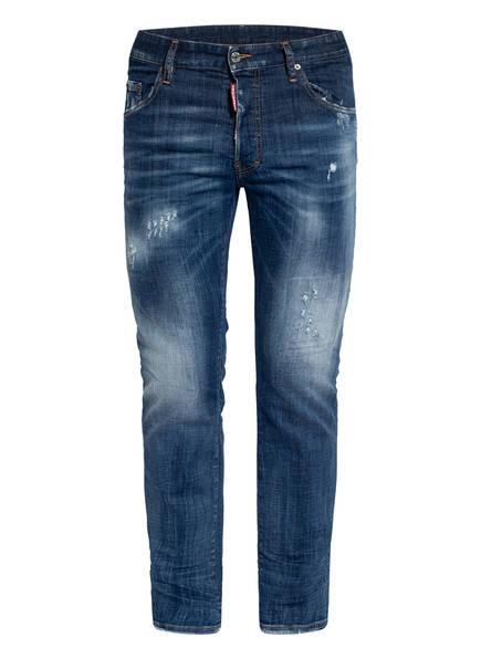 DSQUARED2 Jeans SKATER JEAN Extra Slim Fit, Farbe: 470 BLUE (Bild 1)