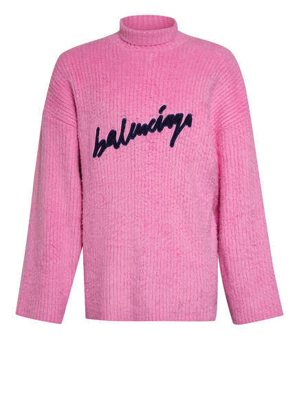 BALENCIAGA Pullover, Farbe: ROSA (Bild 1)