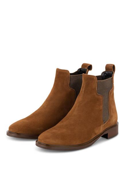 darling harbour Chelsea-Boots , Farbe: COGNAC (Bild 1)