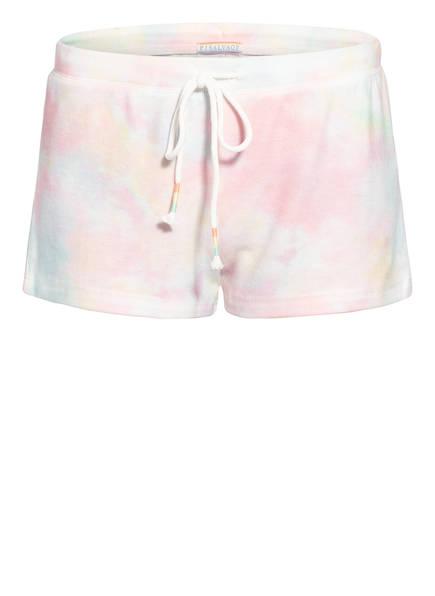 P.J.Salvage Lounge-Shorts , Farbe: ROSA/ HELLBLAU/ HELLGELB (Bild 1)