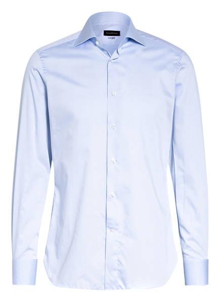 Ermenegildo Zegna Hemd 100FILI Slim Fit , Farbe: HELLBLAU (Bild 1)