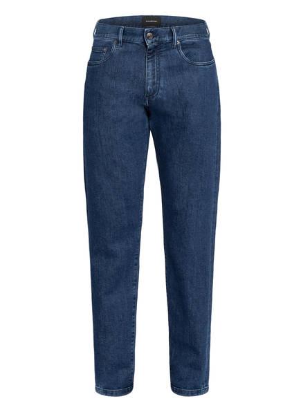 Ermenegildo Zegna Jeans Slim Fit, Farbe: 001 DARK BLUE (Bild 1)