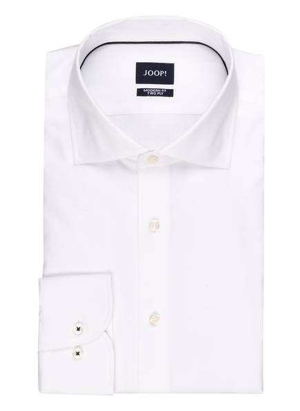 JOOP! Hemd MIKA Modern Fit, Farbe: WEISS (Bild 1)