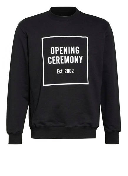 OPENING CEREMONY Sweatshirt, Farbe: SCHWARZ (Bild 1)