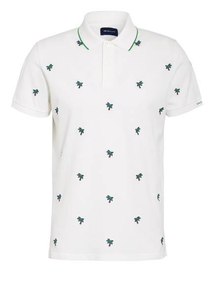 GANT Piqué-Poloshirt Regular Fit , Farbe: WEISS (Bild 1)