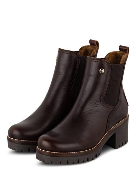 PANAMA JACK Chelsea-Boots PIA IGLOO, Farbe: DUNKELBRAUN (Bild 1)
