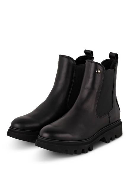 PANAMA JACK Chelsea-Boots THAIS IGLOO , Farbe: SCHWARZ (Bild 1)