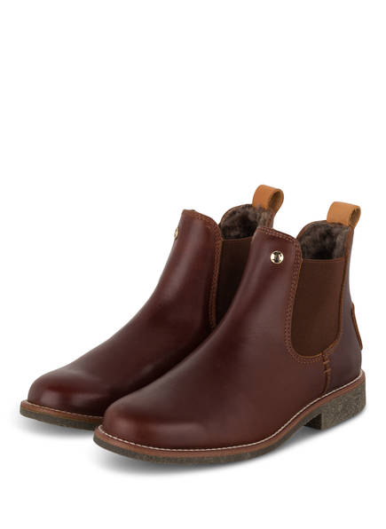 PANAMA JACK Chelsea-Boots GIORDANA , Farbe: DUNKELBRAUN (Bild 1)