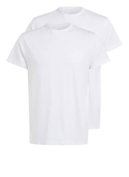 JOCKEY 2er-Pack T-Shirts  , Farbe: WEISS (Bild 1)