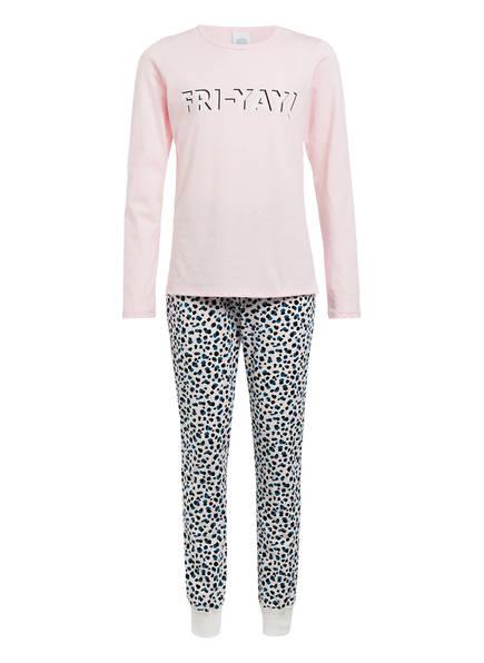 Sanetta Schlafanzug , Farbe: HELLROSA (Bild 1)