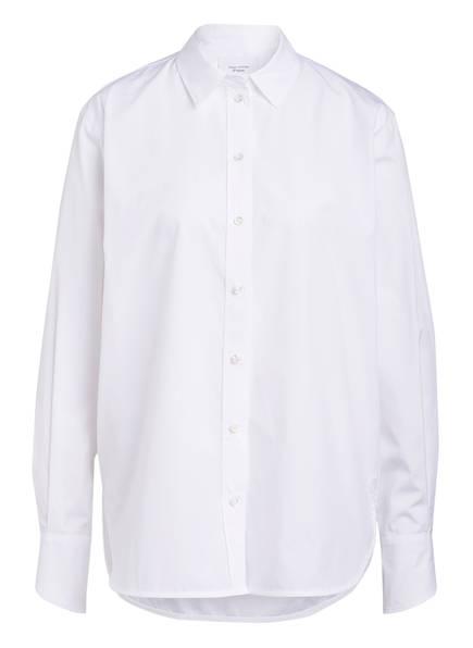 Marc O'Polo Pure Oversized-Hemdbluse , Farbe: WEISS (Bild 1)