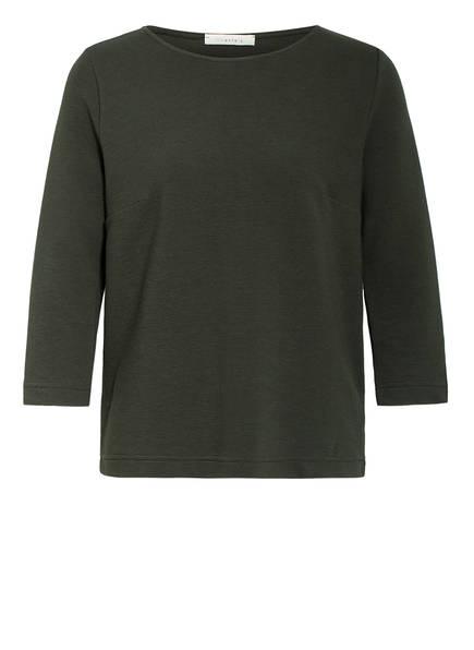 lilienfels Shirt mit 3/4-Arm, Farbe: OLIV (Bild 1)