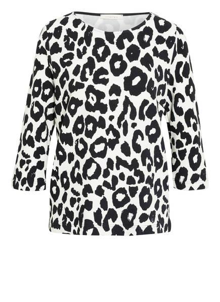 lilienfels Shirt mit 3/4-Arm, Farbe: WEISS/ SCHWARZ (Bild 1)